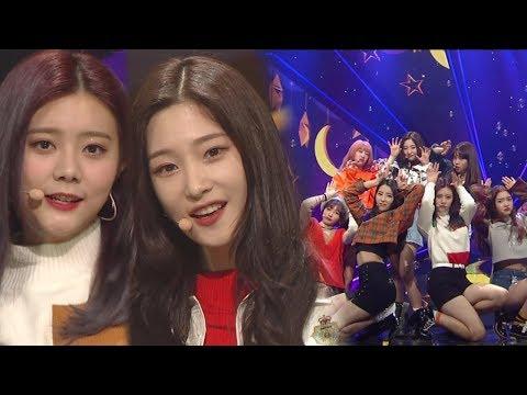 《Comeback Special》 DIA(다이아) - Good Night(굿밤) @인기가요 Inkigayo 20171105