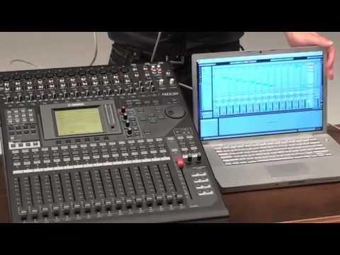 DSMA GROSSISTE Yamaha 01V96i SE Demo