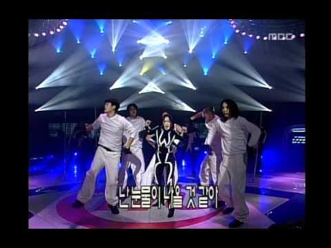 음악캠프 - Baek Ji-young - Burden, 백지영 - 부담, Music Camp 19991030