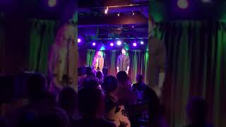 """Ben and Andrea Laxton sing """"Fine"""" by Adam Gwon at The Greenroom 42"""