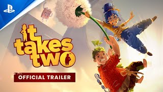It takes two :  bande-annonce
