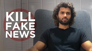 Vijay Devarakonda fires on website after publishing fake n..