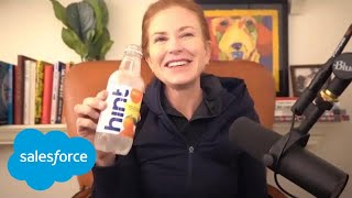 Go for your goals with Kara Goldin, Founder and CEO, Hint, Inc. | B-Well Together | Salesforce