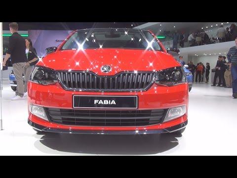 Škoda Fabia Monte Carlo 1.2 TSI 110 PS DSG (2016) Exterior and Interior in 3D