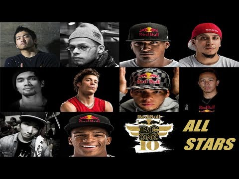Baixar Red Bull BC ONE All Stars Trailer ** The 3rd Members **