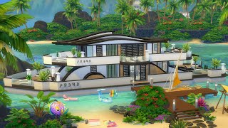 Touring Your Incredible Builds in The Sims 4