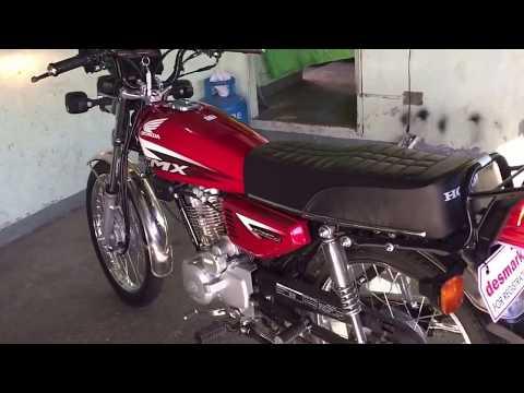 Honda tmx supremo 155cc motorcycle for philippines trike boundary honda tmx 125 alpha walkaround publicscrutiny Image collections