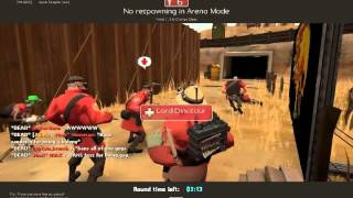 TF2 Randomness - Soldier Migration
