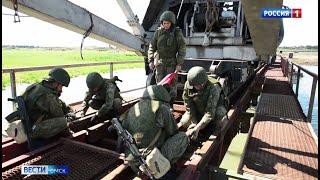 В Новоомском посёлке прошли антитеррористические учения
