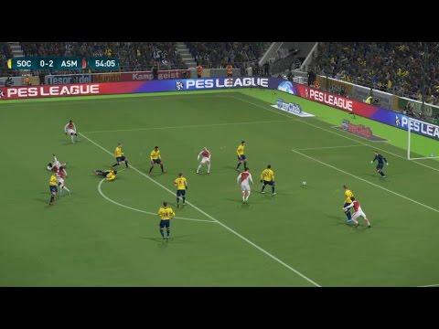 Sochaux vs Monaco