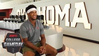 Kyler Murray says he's the best Texas HS QB of all time   College GameDay