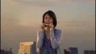 松嶋菜々子CM1