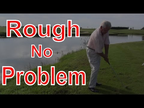 Golf Tips - Hitting How to hit out of Deep Rough - Gravity Golf Lesson