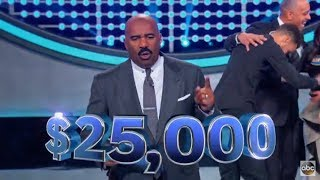 Curry Family Gets #1 Answers – Celebrity Family Feud