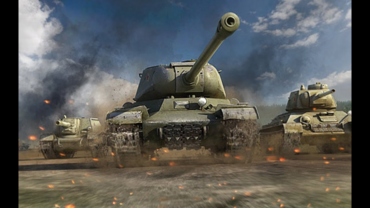 World of Tanks - Акция от 23.06.2012