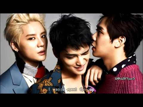 JYJ - Valentine [with lyrics]