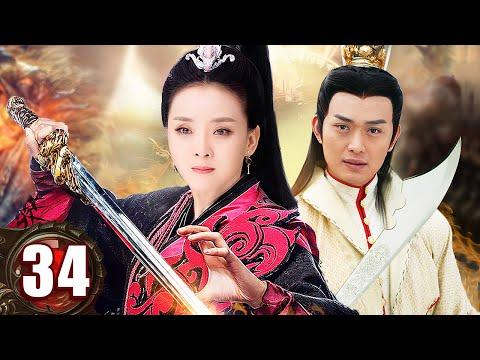 Võ Lâm Ngoại Sử Tập 34 | Phim Bộ Kiếm Hiệp Võ Thuật Trung Quốc Hay Nhất Thuyết Minh