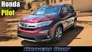 2019 Honda Pilot - 8 Passenger Midsize Family SUV