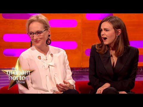 Carey Mulligan & Meryl Streep Compare Their Weirdest Reviews | The Graham Norton Show