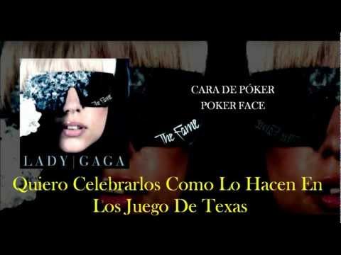 Poker Face - Lady GaGa (Traducción - Español)