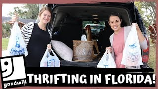 Thrift with Me 2019 + Haul | Shopping with Lynette Yoder