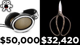 Top 10 Insanely Expensive Things That Are Actually Worth Every Penny