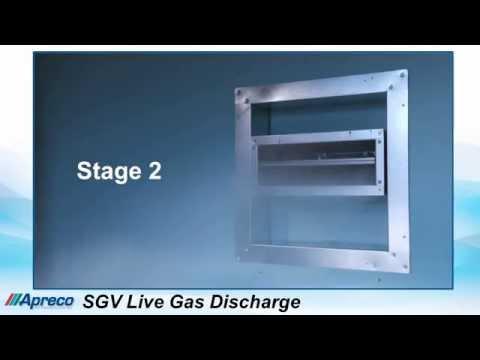 Apreco SGV Live Gas Discharge
