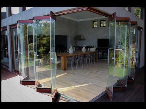 Glass Folding Door Supplier