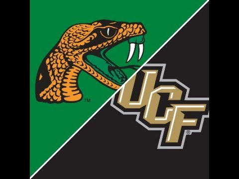 2019 NCAA Football: Florida A&M Rattlers vs UCF Knights