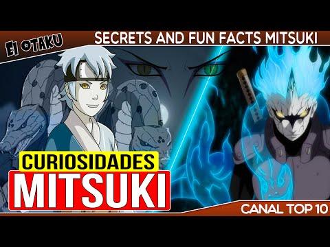 SEGREDOS e CURIOSIDADES Sobre MITSUKI - BORUTO
