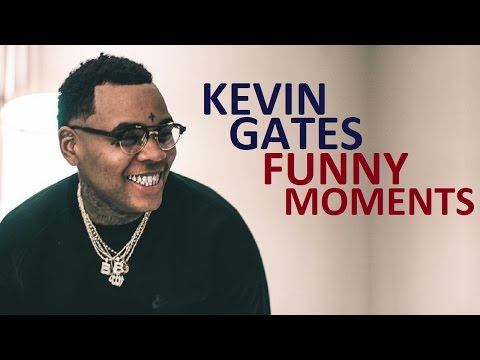 Kevin Gates FUNNY MOMENTS (BEST COMPILATION)