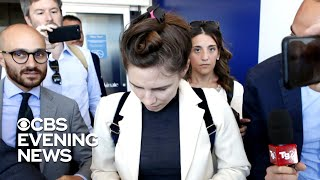 Amanda Knox returns to Italy for first time since acquittal