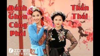 Lâm Vỹ Dạ Đánh Ghen Việt Hương Rất Sang Chảnh Và Thần Thái | Hài Mới 2018
