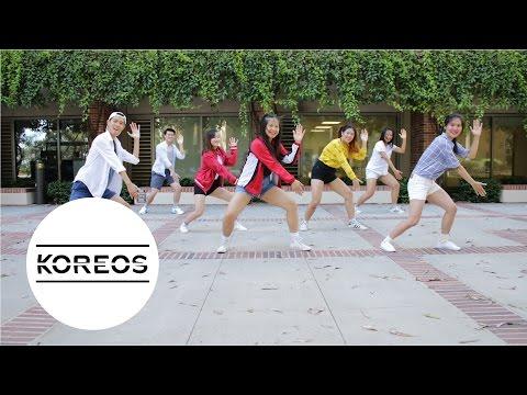 [Koreos] 엔씨티 드림 NCT Dream - 츄잉 껌 Chewing Gum Dance Cover