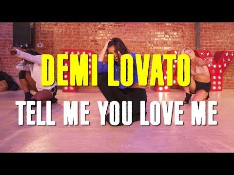 Tell Me You Love Me | Demi Lovato | Brinn Nicole Choreography | PUMPFIDENCE