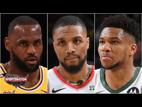 Winners and Losers: Lakers vs. Suns, Nuggets vs. Blazers and Bucks vs. Heat | SportsNation