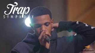 """A Boogie Performs """"No Promises"""" w/ the Audiomack Trap Symphony"""