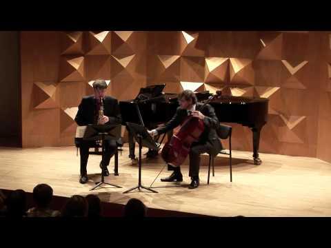 Valerius Ensemble speelt Alphonse Stallaert: Bestiaire (Deel 2)