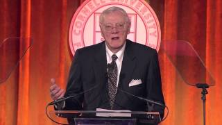 2014 Cornell Icon of the Industry Award Video Presentation and Acceptance Speech