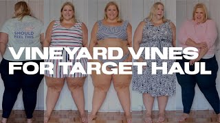 Vineyard Vines For Target Haul and Try On