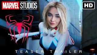 SPIDER-GWEN Trailer #1 HD | Sabrina Carpenter, Tom Holland