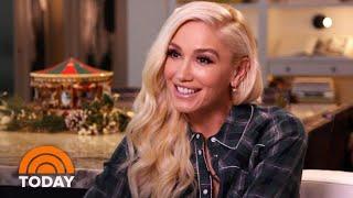 Gwen Stefani On How She And Blake Shelton Celebrate The Holidays | TODAY