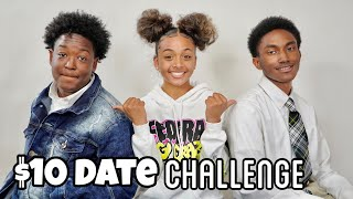 I Went On A Date! | $10 Date Challenge *hilarious* | LexiVee03