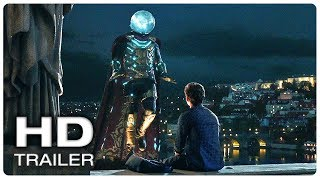 Mysterio Becomes an Avenger Scene - SPIDER MAN FAR FROM HOME (2019) Movie CLIP HD