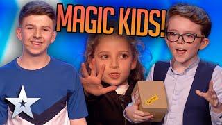 MAGIC KIDS! | Britain's Got Talent