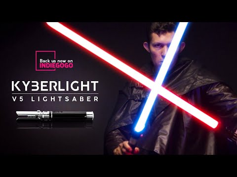 The combat-ready, feature-packed, customizable Lightsaber you want at the price you can afford.