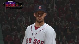 MLB The Show 19 (Boston Red Sox Season) Game #43 - COL @ BOS