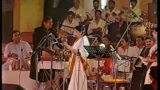 Lata Mangeshkar - Aye Mere Watan Ke Logo (Live Performance)
