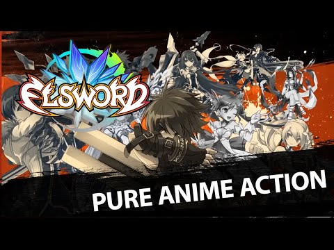 Elsword – pure Anime action!