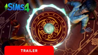 The Sims 4 Paranormal Stuff Pack | Official Reveal Trailer